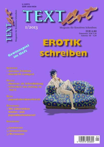 TextArt Magazin 1/2013
